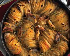 All Created - Crispy Roasted Potatoes