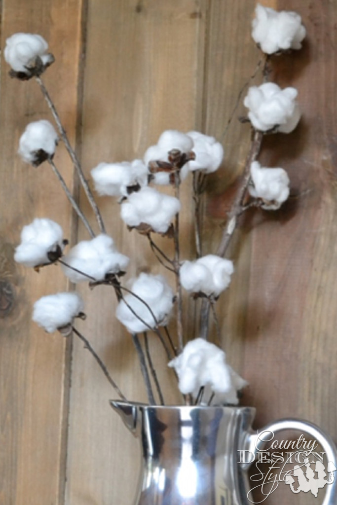 Diy Cotton Stems Will Give You Southern Charm For Less
