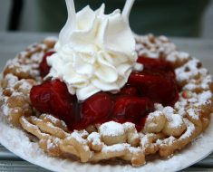 All Created - Funnel Cake Recipe