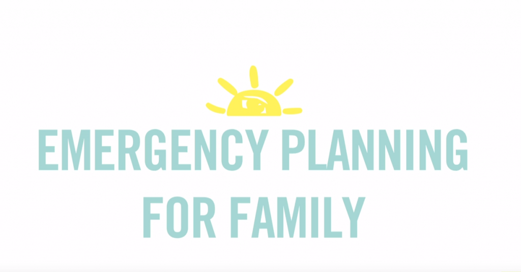 All Created - Emergency Preparedness Tips