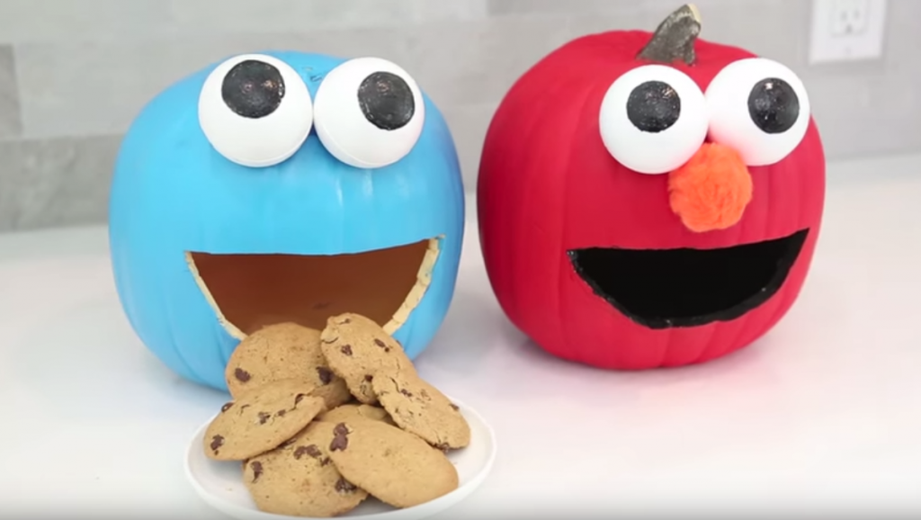 All Created - DIY Pumpkin Hacks