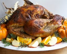All Created - Juicy Roasted Turkey