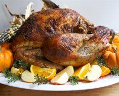 All Created - Juicy Roasted Turkey
