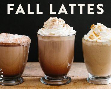 All Created - Fall Latte Recipes