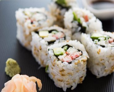 All Created - How To Make Sushi