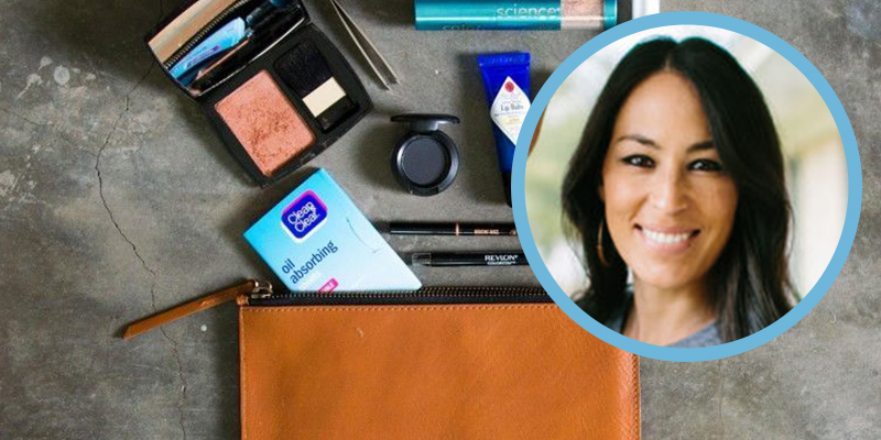 All Created - Joanna Gaines Makeup Bag