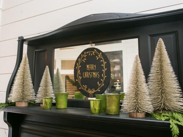 Joanna Gaines Farmhouse Christmas Decor Cheery And Charming All Created
