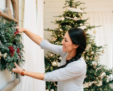 All Created - Joanna Gaines Farmhouse Christmas Decor