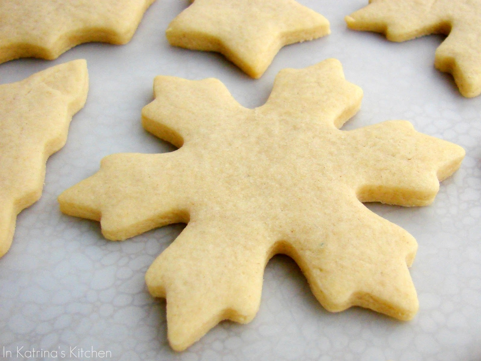 The Softest and Best Christmas Sugar Cookies - All Created