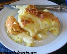All Created - Homemade Spoon Bread