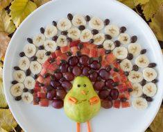All Created - Turkey Fruit Platter