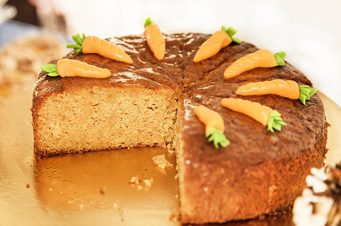 cooking tips carrot cake
