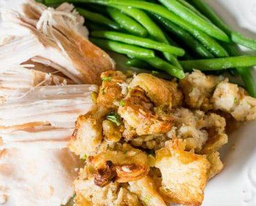 All Created - Grandma's Turkey Stuffing Recipe