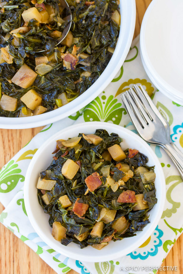All Created - Southern Collard Greens