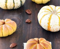 All Created - Pumpkin Rolls