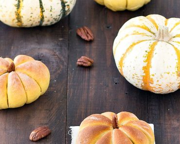 All Created - Pumpkin Rolls
