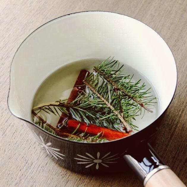 How To Make Your Home Smell Like Christmas All Created