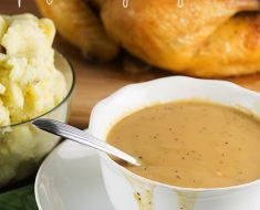 All Created - Turkey Gravy