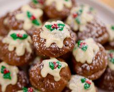 All Created - Chocolate Cream Puffs
