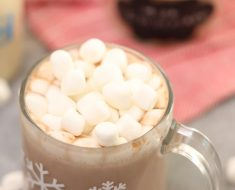 All Created - Homemade Hot Chocolate Mix