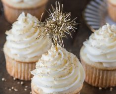 All Created - Champagne Cupcakes