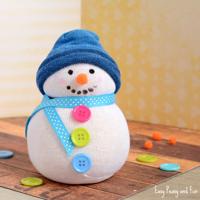 no-sew-sock-snowman-craft-1