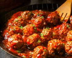 All Created - Spicy Italian Meatballs