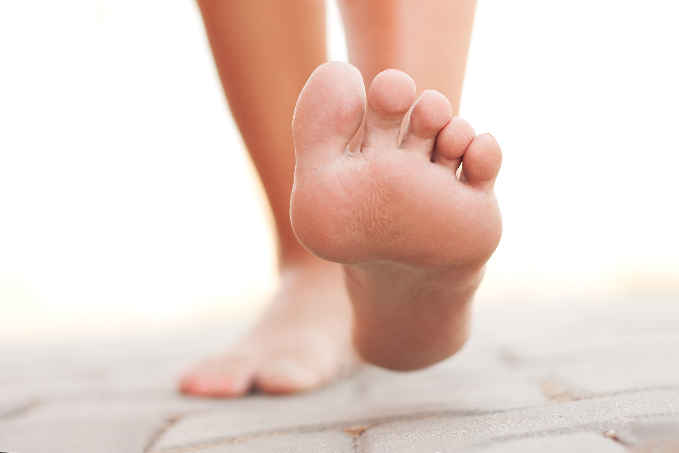 10 Things Your Body Says About You _ feet _ all created