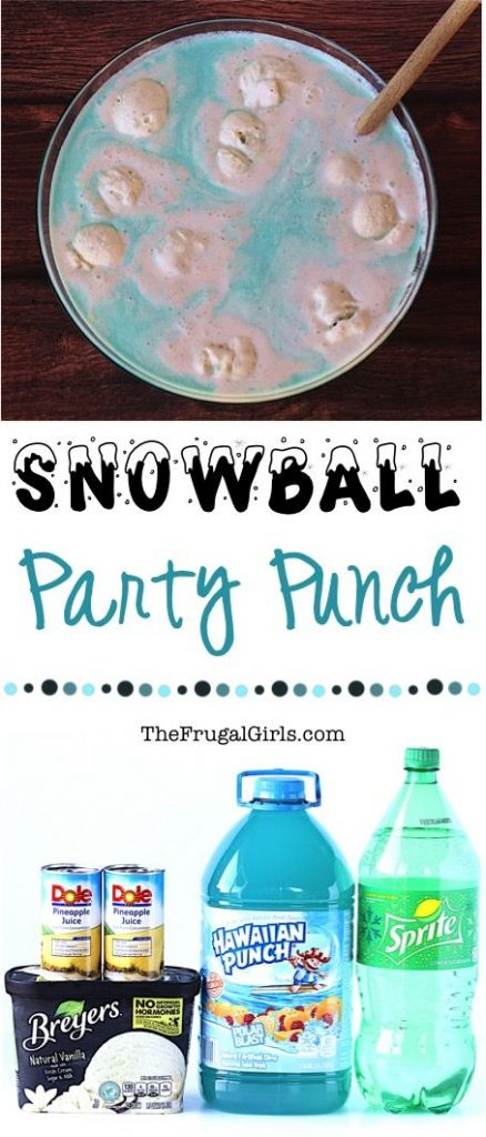 All Created - 7 party punch recipes