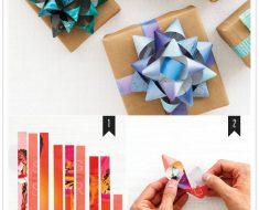 All Created - 3 DIY Christmas bows