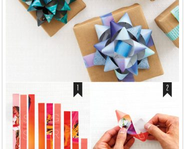 All Created - 3 DIY Christmas bows