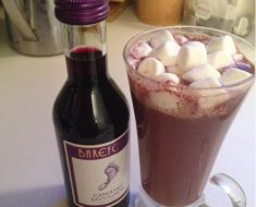 All Created - Red Wine Hot Cocoa