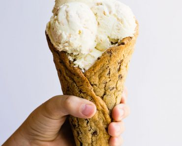 All Created - Ice Cream Cookie Cone