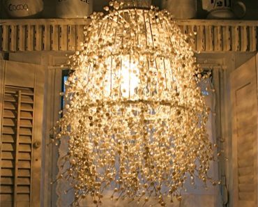All Created - Grand DIY Chandelier