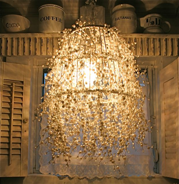 Grand diy chandelier pearl stand so cheap and elegant all created grand diy chandelier pearl stand so cheap and elegant aloadofball Gallery