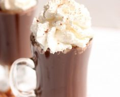 All Created - Disney Land Hot Chocolate