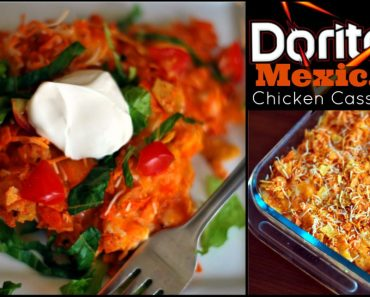 All Created - Chicken Doritos Casserole