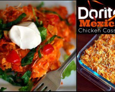 All Created - Chicken Doritos Casserole