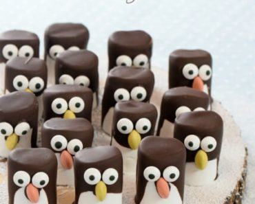 All Created - Marshmallow Penguins