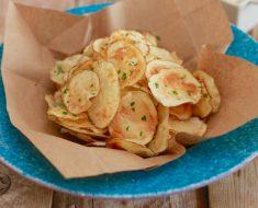 All Created - Crispy Microwave Potato Chips
