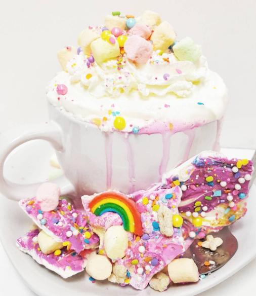 All Created - Unicorn Cafe