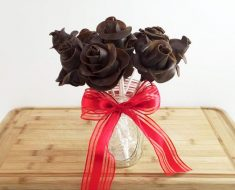 All Created - Tootsie Roll Roses
