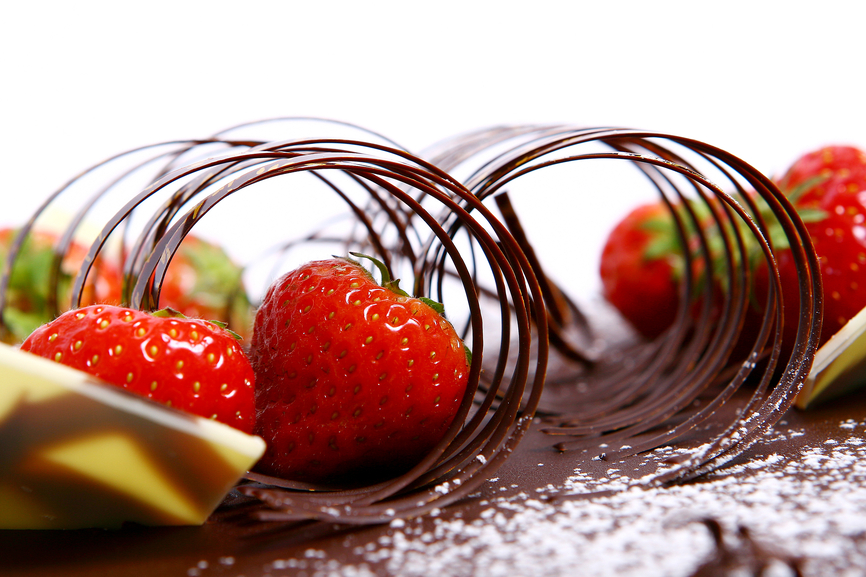 Beautiful Chocolate Garnishes To Upgrade Your Desserts All Created