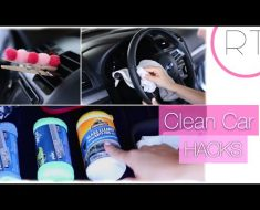 All Created - Car Cleaning Hacks