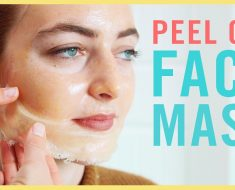 All Created - DIY Peel Off Face Mask