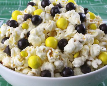 All Created - Team Ready Popcorn Mix -