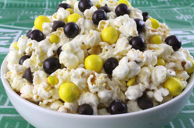 All Created - Team Ready Popcorn Mix -