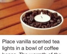 All Created - Make Your Home Smell Like Vanilla Bean Coffee