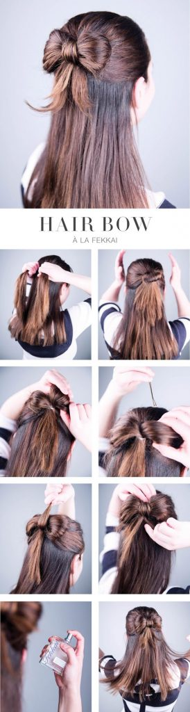 All Created - Hair Bow