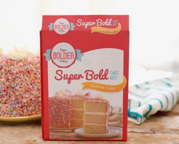 All Created - Homemade Dry Box Cake Mix